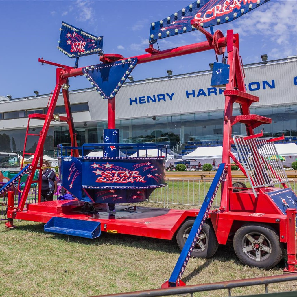 Superstar Ride Hire: Wrecking Ball Ride For Hire Melbourne